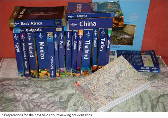 Planning field trips